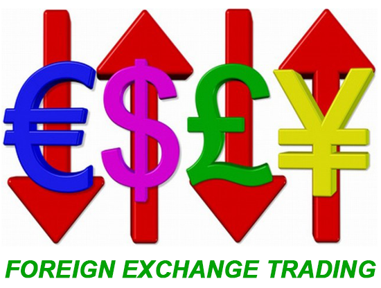 Foreigner exchange trading