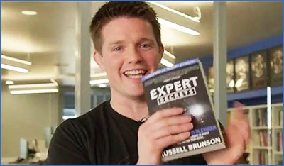 Expert Secrets Book by Russell Brunson