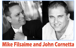 Mike Filsaime and John Cornetta