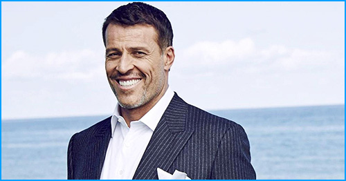 Tony Robbins 500 million net worth